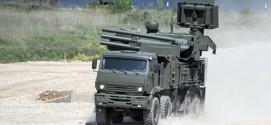 Rus uzmanlar: İsrail'in vurduğu füze savunma sistemi aktif değildi