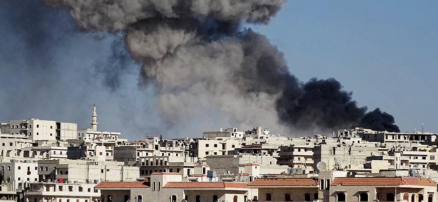 Muhaliflerden Halep'in merkezinde rejime saldırı