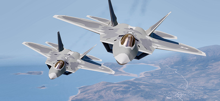 Alaska'da ABD ve Rusya jetleri arasında tehlikeli yakınlaşma