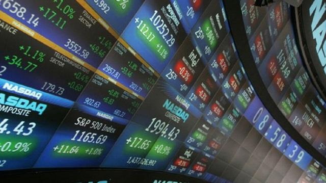 New York Borsası'nda rekor seviye
