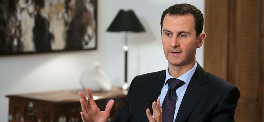 Esed'den İran-İsrail yorumu: Suriye'nin çekişme alanı olmasını istemiyorum