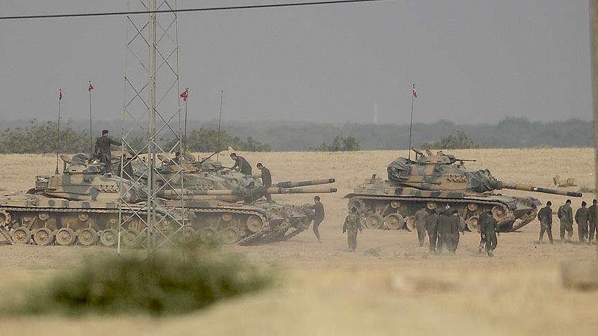 TSK: Suriye rejim güçleri 3 askerimizi şehit etti
