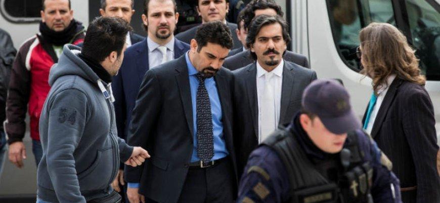 Yunanistan'da darbeci asker serbest bırakıldı