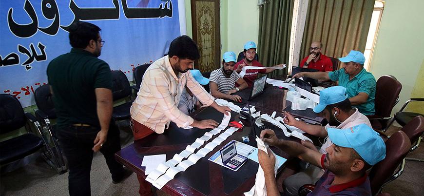 Irak seçimlerinde ilk sonuçlar belli oldu