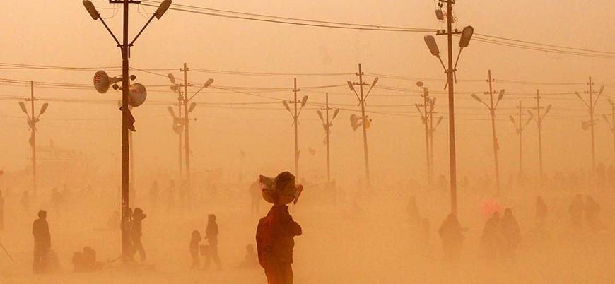 Hindistan'da kum fırtınalarında ölü sayısı artıyor