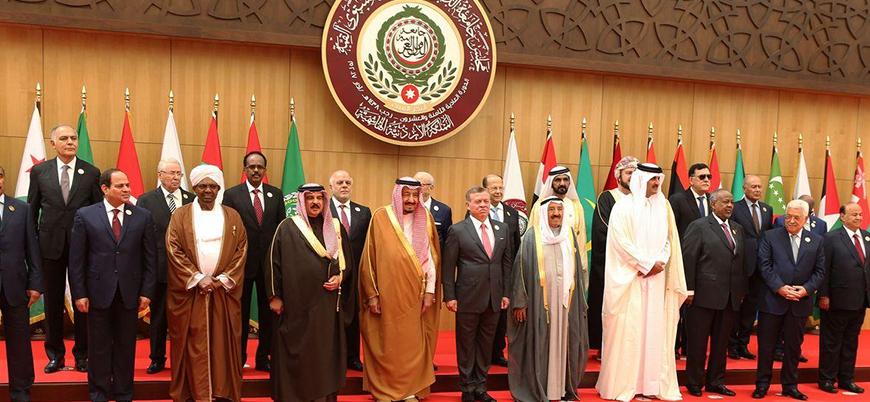 Arap Birliği'nden Kudüs için olağanüstü toplantı