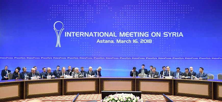 9. Astana toplantısı başladı