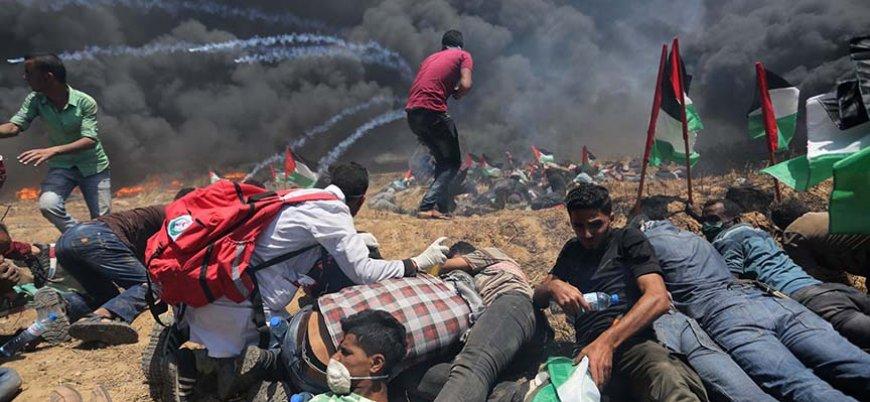 İsrail askerleri Gazze'de bir Filistinliyi daha öldürdü