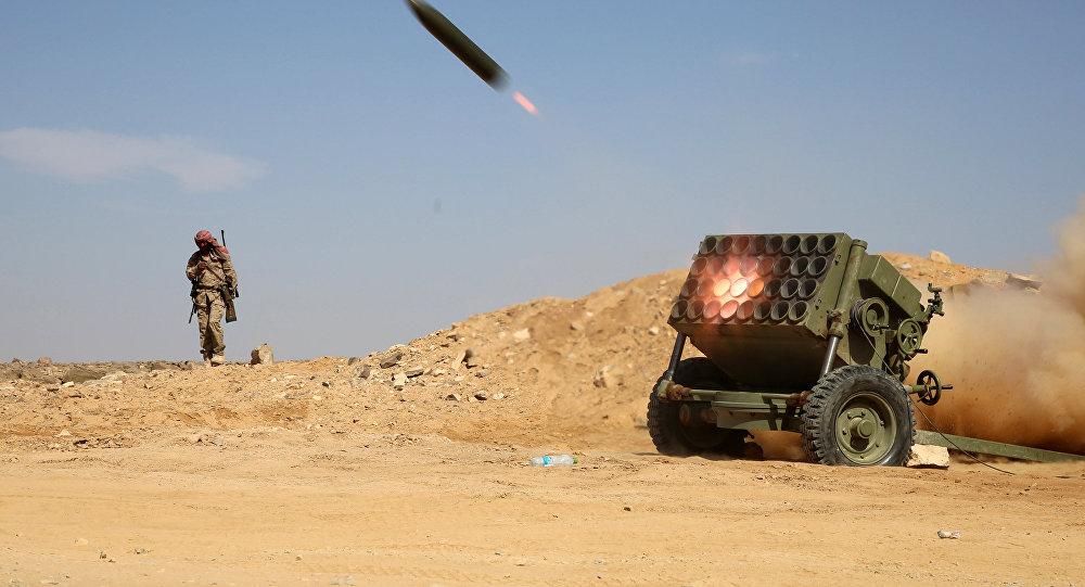 Husilerden balistik füze saldırısı
