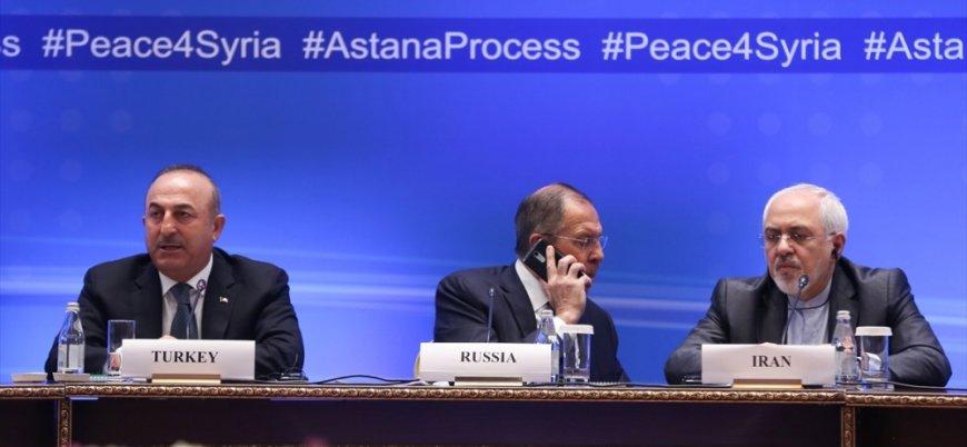 9. Astana toplantısında sonuç anlaşması