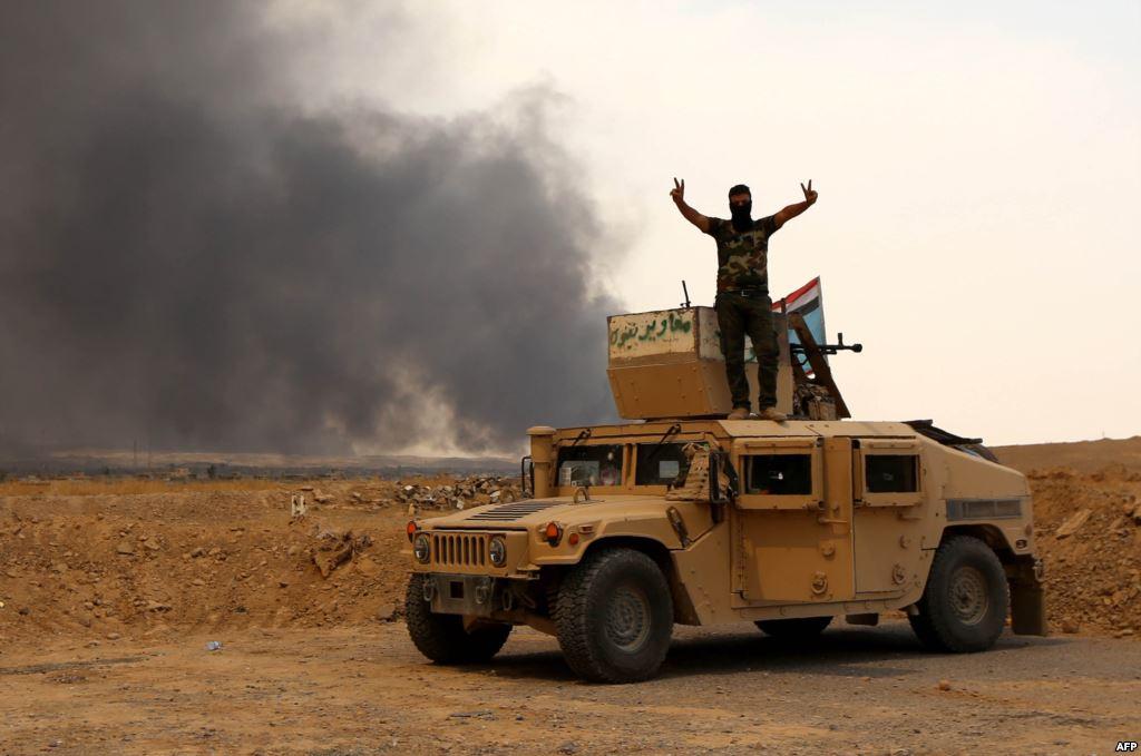 İran: Haşdi Şabi güçlerini Suriye'ye gönderebiliriz