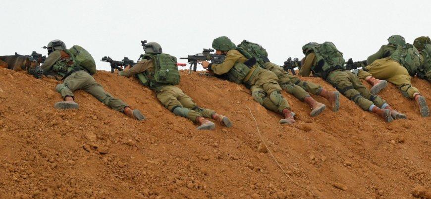 İsrail güçlerinin gazetecileri hedef aldığı görüntüler ortaya çıktı