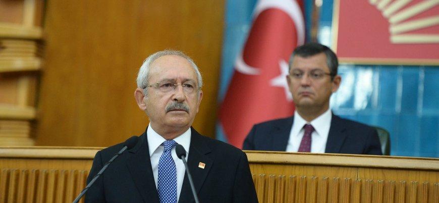 Kılıçdaroğlu:  İsrail büyükelçimizi hemen geri çekin