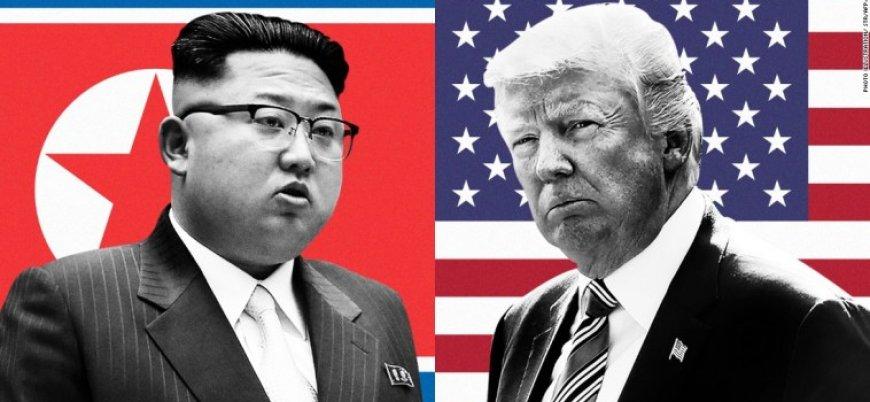 Trump, Kuzey Kore lideri Kim'le görüşmesini iptal etti