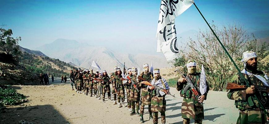 Taliban Ferah kent merkezinden geri çekildi