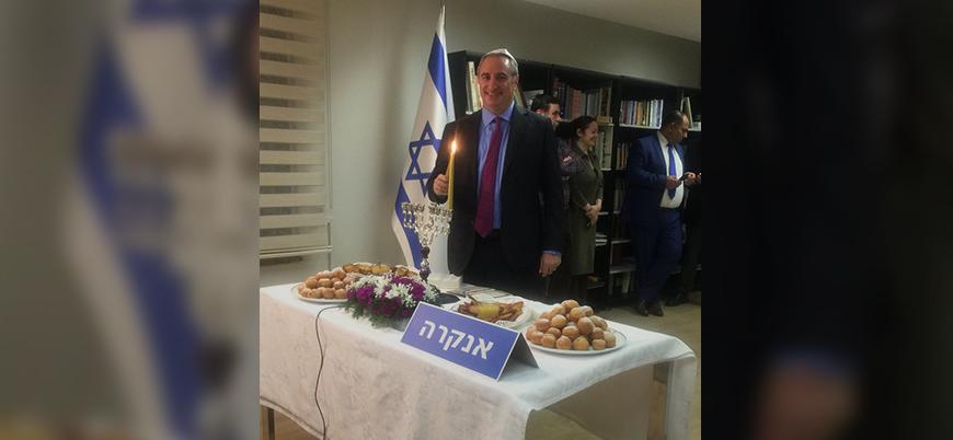 İsrail'in Ankara Büyükelçisi ülkesine gidiyor