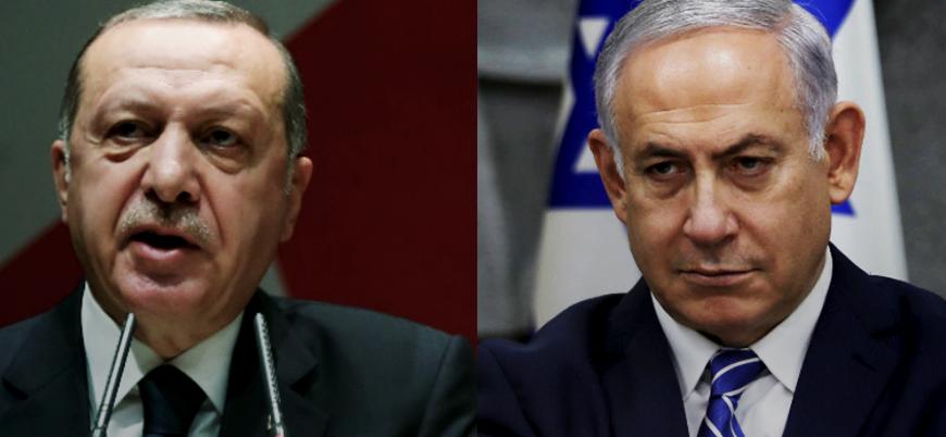 Twitter'da Erdoğan-Netanyahu 'düellosu'