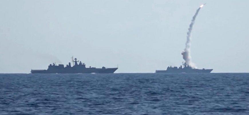 Rus savaş gemileri Akdeniz'de devamlı nöbette olacak