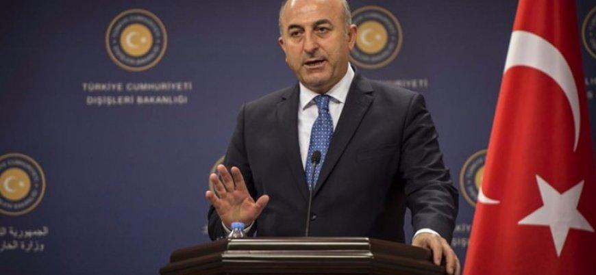 Çavuşoğlu: İsrail katliamı Uluslararası Ceza Mahkemesi'ne götürülmeli