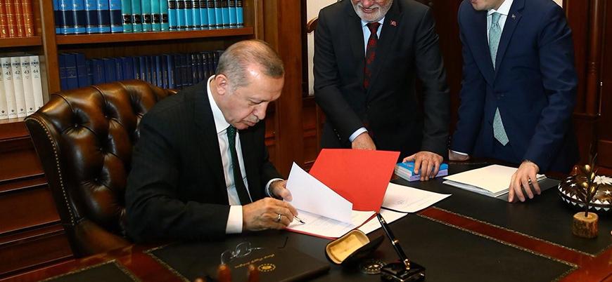 Erdoğan onayladı, üç kanun yürürlüğe girdi