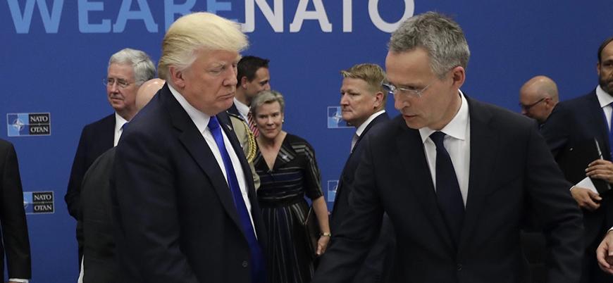NATO ülkelerine Trump'tan savunma harcaması uyarısı