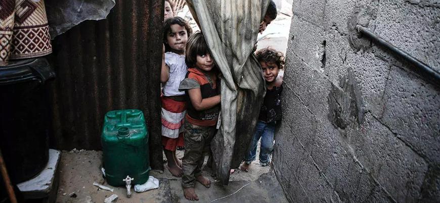 AFAD öncülüğünde Filistin için insani yardım kampanyası