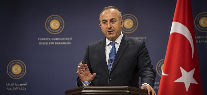 Çavuşoğlu'ndan CHP ve HDP açıklaması: Seçilirlerse dağlara para gönderecekler