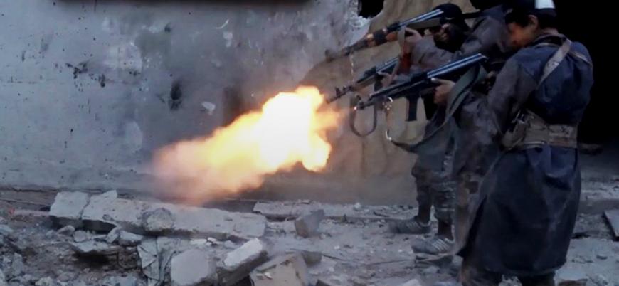 Rejimin Şam'da IŞİD'e karşı verdiği zayiat astronomik boyutlarda