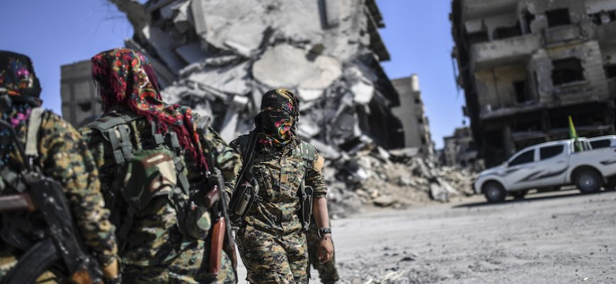 Afrin'de öldürülen İngiliz PKK'lının cesedi Türkiye'den istendi