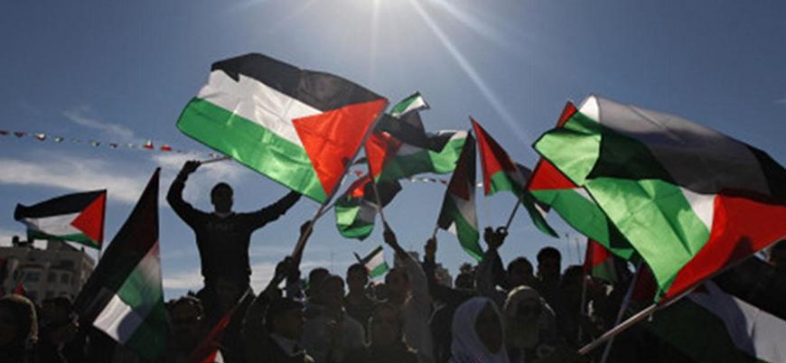 İsrail askerleri dün 56 Filistinliyi yaraladı