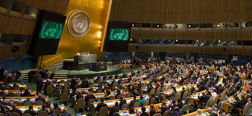 Hamas, BM'nin İsrail aleyhindeki kararından memnun