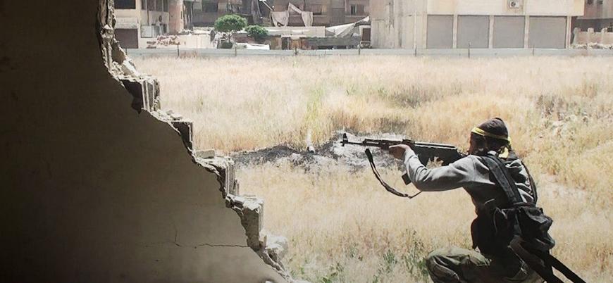 IŞİD: Şam'da 28 günde 900 rejim askeri öldürdük