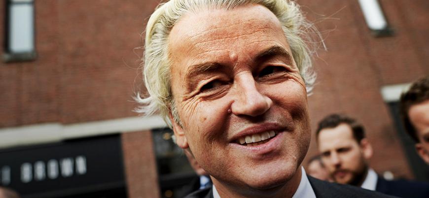 İslam düşmanı Wilders'ten provokasyon girişimi