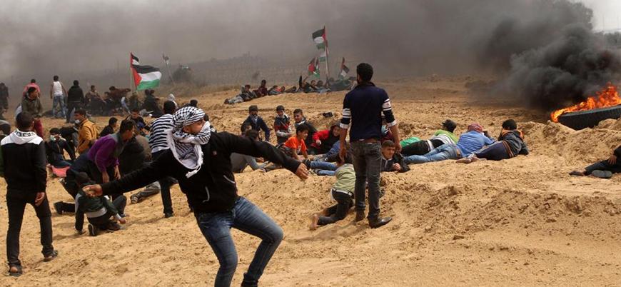 Nekbe protestolarında hayatını kaybedenlerin sayısı 65 oldu