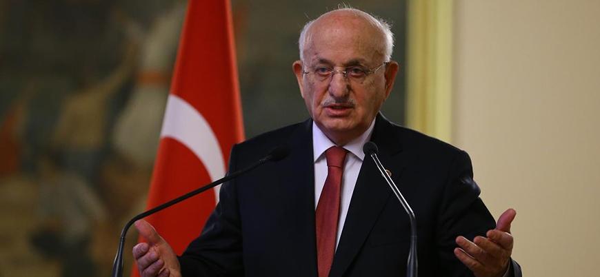 TBMM Başkanı Kahraman: Türkiye makas değiştirdi