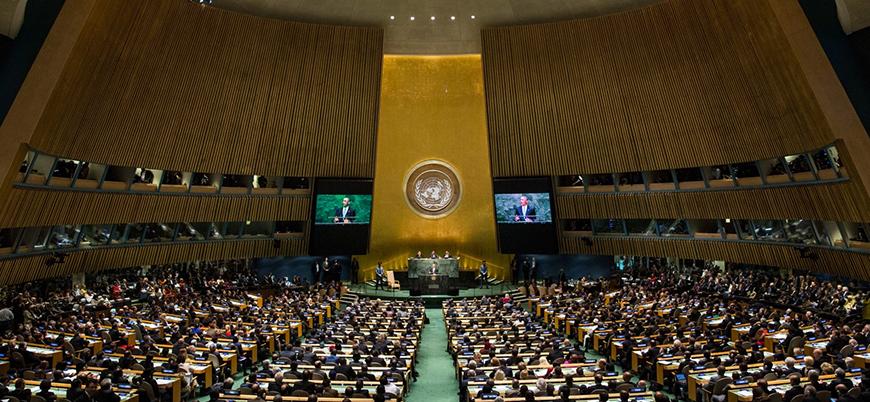 Türkiye'den BM'ye  Barış Pınarı Harekatı mektubu