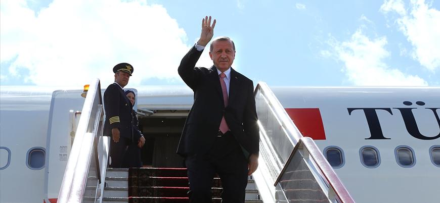 Erdoğan Bosna Hersek'e gitti
