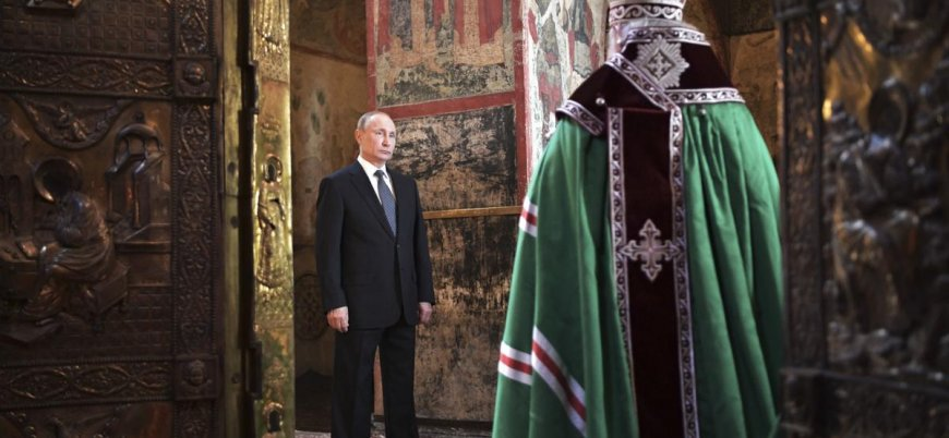 Putin Ekonomisi: Ahbap Çavuş Kapitalizmi