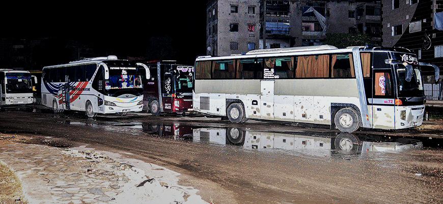 IŞİD'in Şam'dan tahliye edileceği iddiası