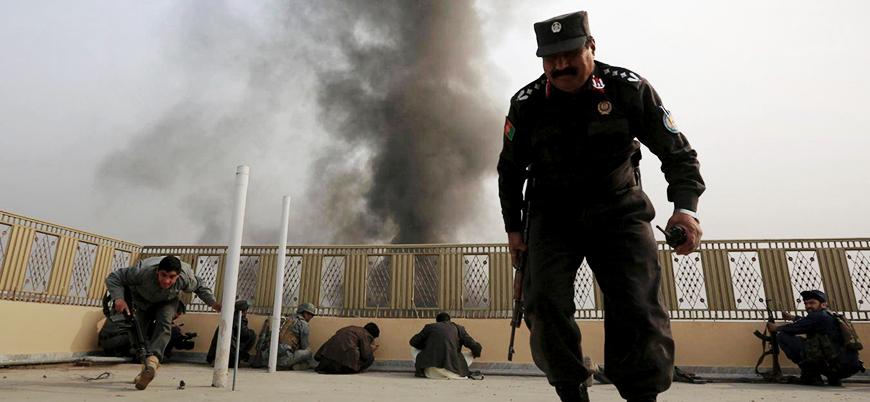 Afganistan'da Taliban bir ilçeyi ele geçirdi