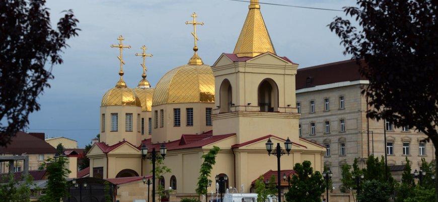 Grozni'deki kilise saldırısını IŞİD üstlendi