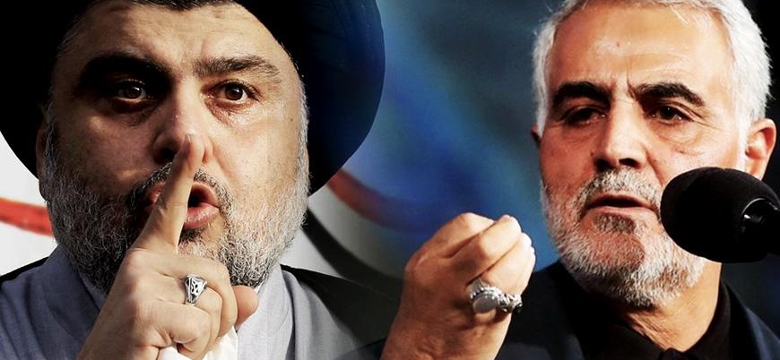Irak'ta Şiiler birbirine girdi: 'Süleymani'nin milisleri temizlenecek'