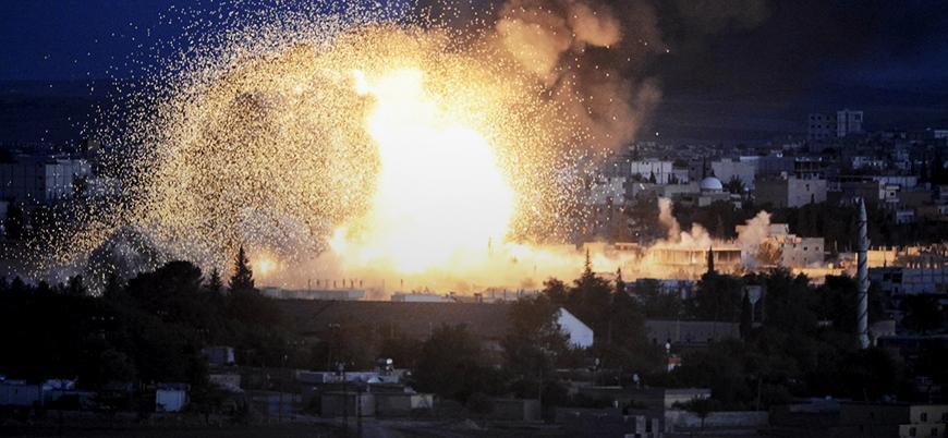Rusya ile Esed rejimi Suriye'de 3 günde 3 binin üzerinde saldırı düzenledi