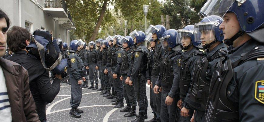 Başkent Bakü'de kafede patlama: 2 ölü