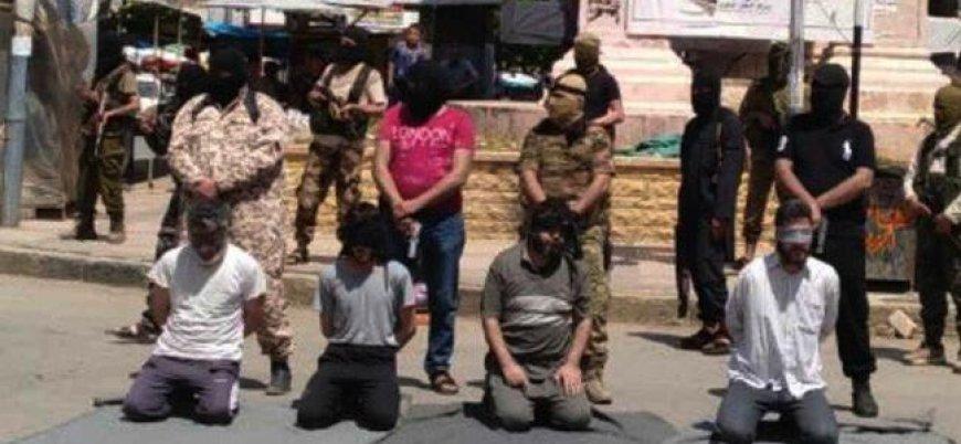 İdlib'de suikast faillerine idam cezası