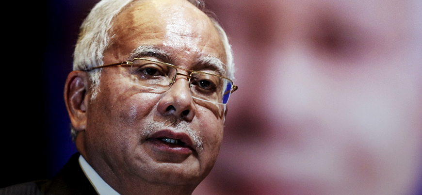 Malezya'da eski Başbakan Necip Rezak sorgulanıyor