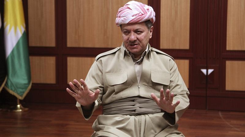 Barzani'den 'çözüm süreci' çağrısı