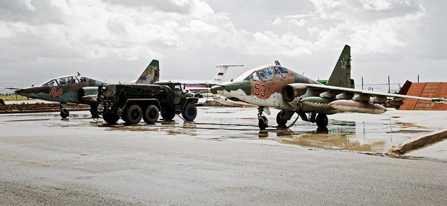 Rusya'nın Suriye'deki Hmeymim üssüne 'drone' saldırısı düzenlendi