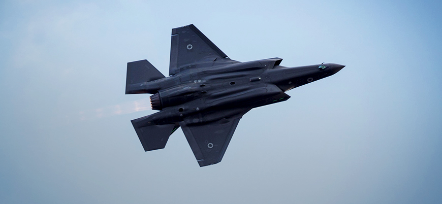 ABD'de F-35B tipi savaş uçağı düştü