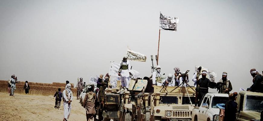 Taliban: 2 ilçeyi daha ele geçirdik